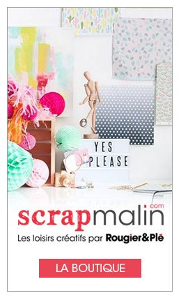 La boutique Scrapmalin