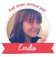 Design Team Scrapmalin - Emilie