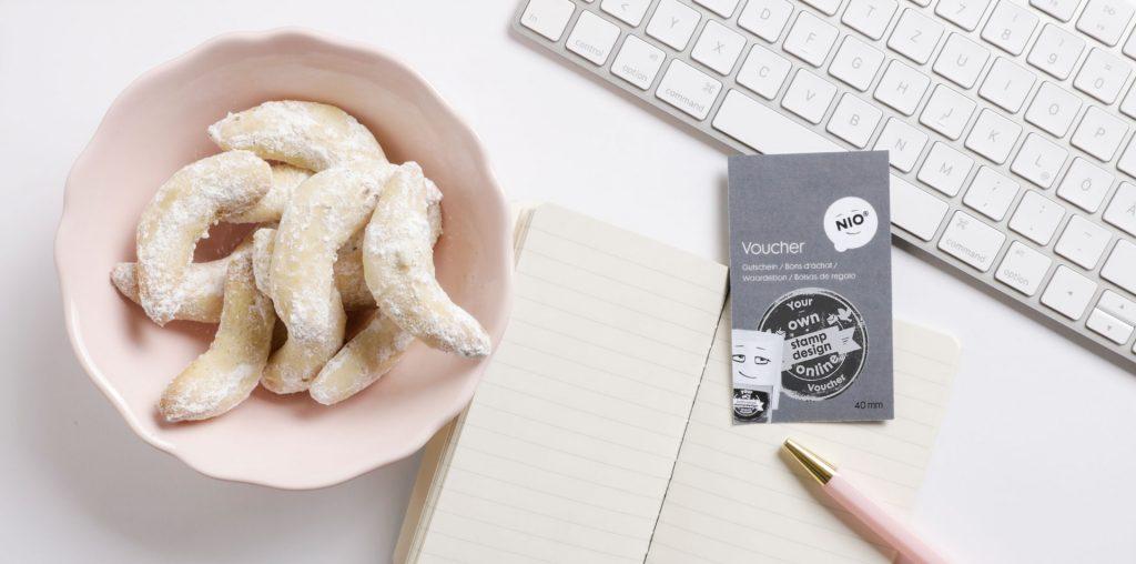 Nio votre tampon personnalis pour chaque occasion le blog scrapmalin - Tampon cuisine personnalise ...