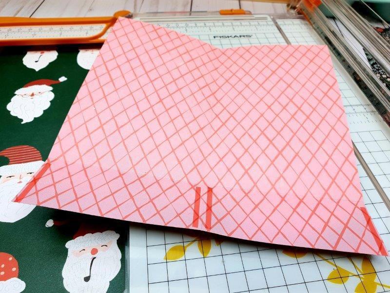 pochette horizontale album noel merry days crate paper