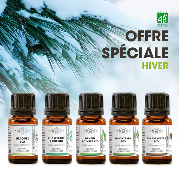 Pack huile essentielle hiver