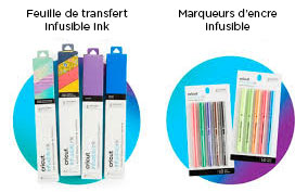 produits infusible ink