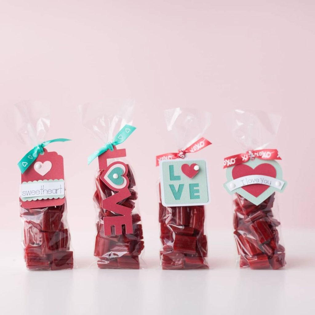 DIY Saint valentin gourmandise