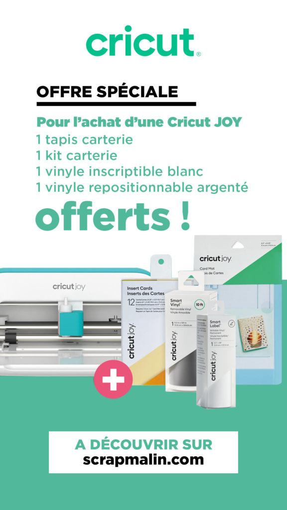 cricut joy promo