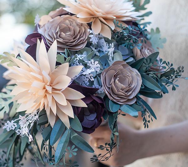 fleurs Cricut