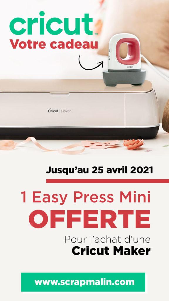 Cricut Maker Easy Press Mini